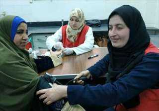 كفر الشيخ.. فحص لـ122 ألف سيدة ضمن مبادرة صحة المرأة
