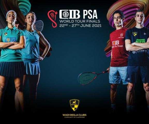 سيدات ورجال.. انطلاق النسخة الثالثة من البطولة الدولية المفتوحة للاسكواش