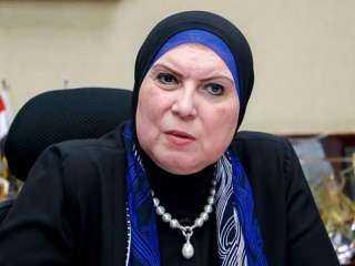 وزيرة التجارة: 40 شركة مصرية تشارك بمعرض صنع فى مصر بجوبا