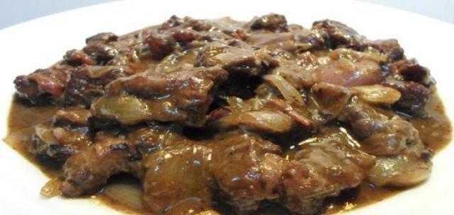 طريقة عمل طاجن اللحمة بالبصل طجن اللحم بالبصل
