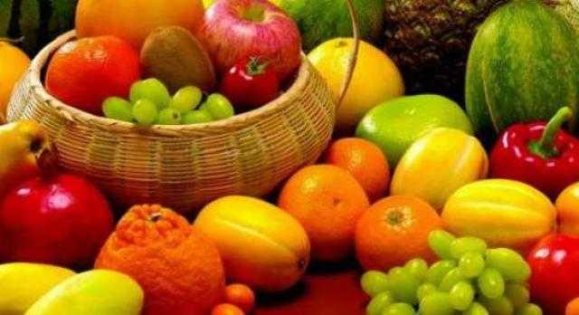 أسعار الفاكهة اليوم الجمعة 23 يوليو 2021