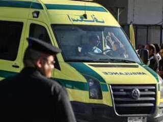 غالبيتهم نساء.. إصابة ١٢ شخصًا في انقلاب «ميكروباص» بالشرقية