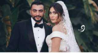 فستان كلاسيكى.. نجوم الفن يهنئون هاجر أحمد بمناسبة زفافها