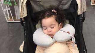 """المصريون تبرعوا بـ""""35مليون جنيه"""" ثمن حقنة علاج طفلة من مرض الضمور"""