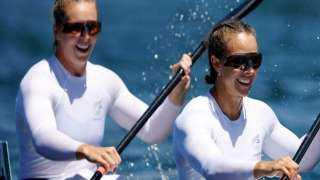 أولمبياد طوكيو.. نيوزيلندا تحرز ذهبية الكاياك لزوجي السيدات 500 م