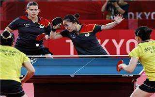 أولمبياد طوكيو.. سيدات اليابان يصعدن لنهائي تنس الطاولة
