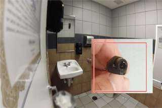 تفاصيل قيام عامل بتصوير السيدات داخل «حمام» مطعم شهير
