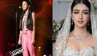 طفلة ذا فويس كيدز حديث السوشيال بعد ظهورها بفستان الزفاف