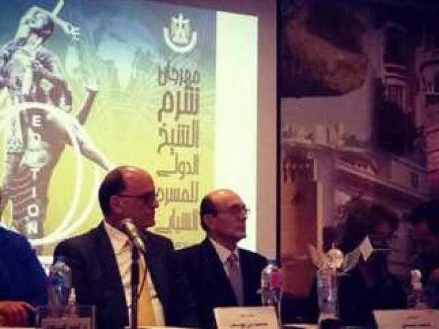 محمد صبحي : تأخرنا في تكريم سميحة أيوب عن مشوارها بالمسرح