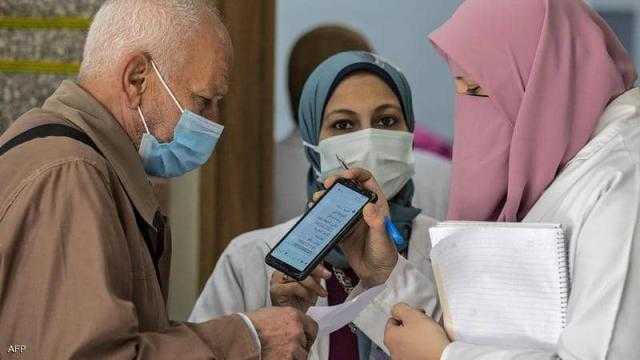 """""""الصحة"""": إطلاق تطبيق الحصول على لقاح كورونا للهواتف الذكية خلال أيام"""