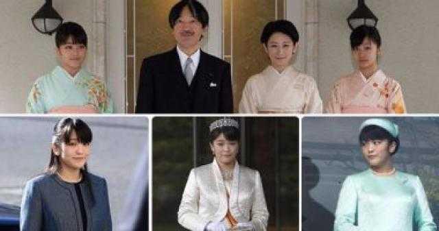 القصر الإمبراطوري في اليابان: الأميرة ماكو تزوجت من صديقها وفقدت مكانتها الملكية