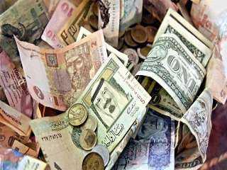 أسعار العملات الأجنبية اليوم الإثنين18 أكتوبر سبتمبر 2021